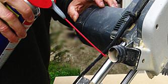 FIKS DET SELV: Butikken unngår ofte reparasjoner. Her er noen nyttige tips for å reparere verktøy selv.