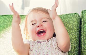 GRØNN START PÅ LIVET: Det finnes flere måter å gi babyen din en start på livet hvor dere både sparer penger og miljøet.