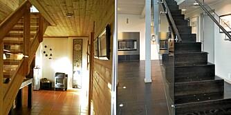 FØR OG ETTER: Sjekk den store forvandlingen på boligen etter at interiørarkitekten fikk modernisere den.