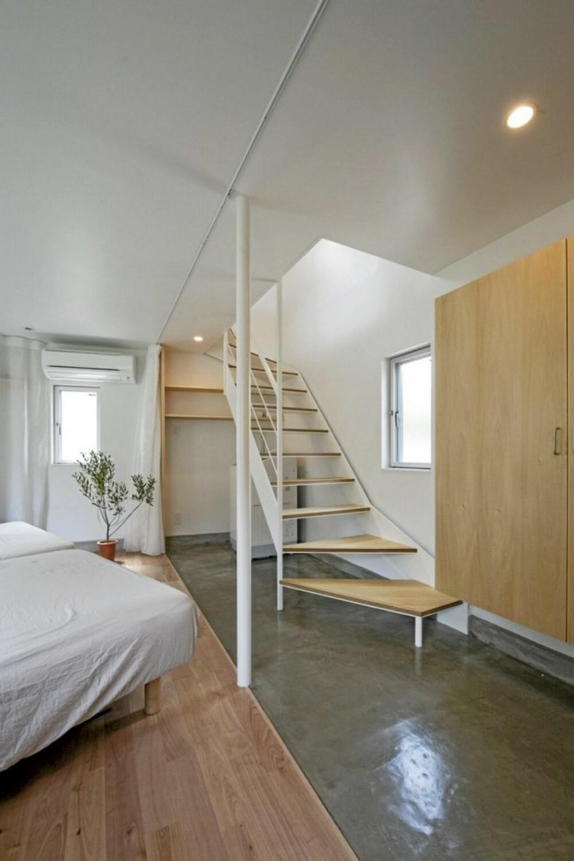 PRIVATE ROM: Soverommene ligger i byggets første etasje og blir betegnet som privatsonen.