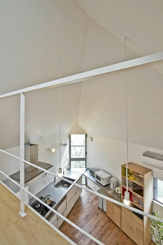 SMÅTT OG GODT: Det er utrolig hva arkitektene har fått til på 29 m2.