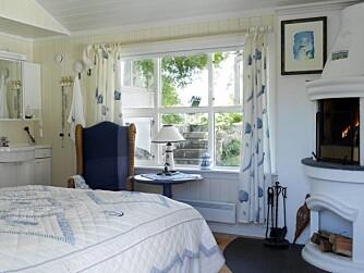 KORREKT: Skal man få bukt med fuktige soverom, må man både lufte - og varme opp.