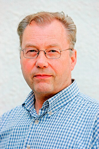 Vidar Holm, regiondirektør i Forbrukerrådet.