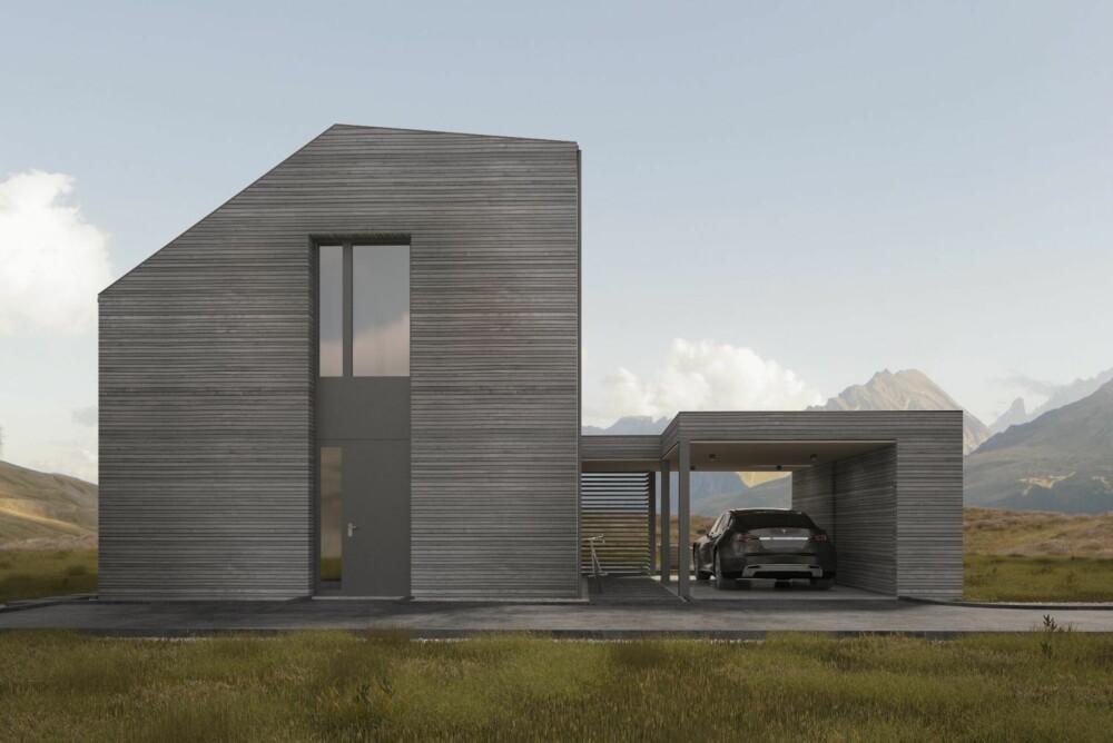 SAMARBEID: Entrepenørselskapet Novicon har i samarbeid med arkitektfirmaene Skaara Arkitekter, Poulsson Pran og Rak Arkitektur jobbet i ett og et halvt år for å utvikle modulhusene som nå er i ferd med å ferdigstilles på Prestmoen ved Stjørdal.