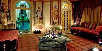 PÅKOSTET: Gianni Versace brukte flerfoldige millioner på å renovere denne boligen.