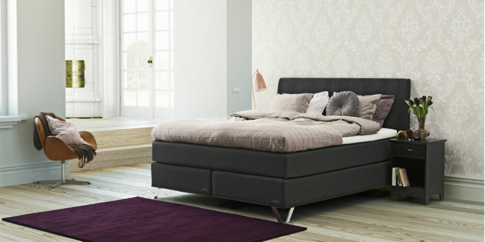 GI MADRASSEN ET LENGRE LIV: Bruk overmadrass, støvsug og - om det er mulig - vend på madrassen jevnlig.