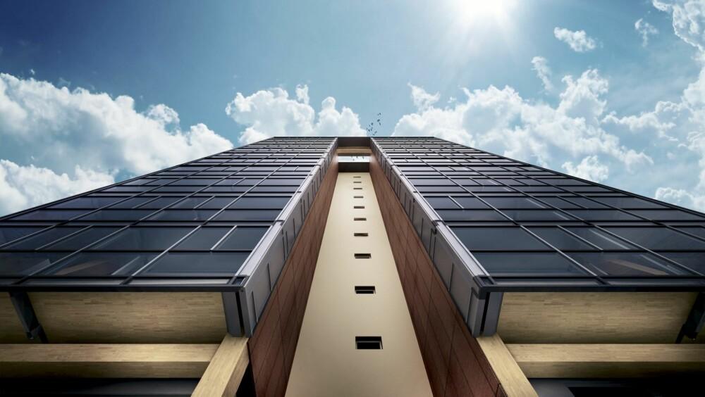 MANGE BIDRAGSYTERE: Det er et stort prosjekt å bygge verdens høyeste trehus. Byggherre er BOB Eiendomsutvikling AS. Arkitekt: Artec Prosjekt Team AS. Rådgiver byggeteknikk brann, akustikk, tekniske fag: Sweco AS. Leverandør limtrekonstruksjoner: Moelven Limtre AS .Leverandør byggmoduler: Kodumaja AS. Trefokus AS, Treteknisk Institutt og NTNU bidratt med faglige innspill i utviklingen av prosjektet. Prosjektet er støttet av Innovasjon Norge.