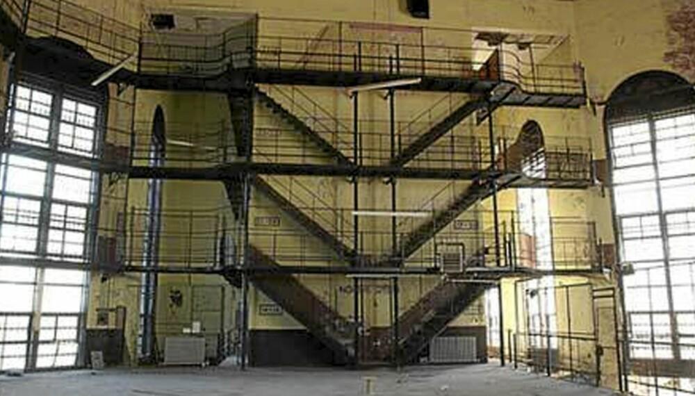 BERYKTET: Charles Street Jail huset noan av de mest fryktede kriminelle på USAs østkyst helt opp mot 1980-tallet.