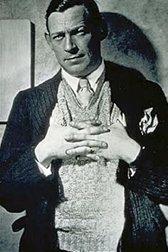 Arkitekten Alvar Aalto (1898-1976 ) .