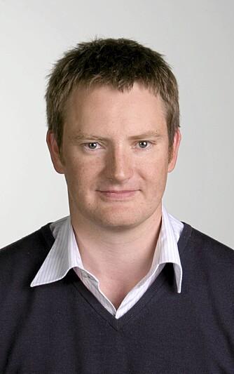 Direktør Jan Förster