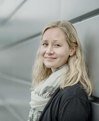 FORSKER PÅ BOLIG: Åshild Lappegard Hauge, seniorforsker ved Sintef Byggforsk.