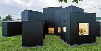 BOKSOLOGI: Ved å gi hvert rom en unik plassering, har arkitekten forsøkt å optimalisere plasseringen i forhold til klima, funksjon og solforhold.