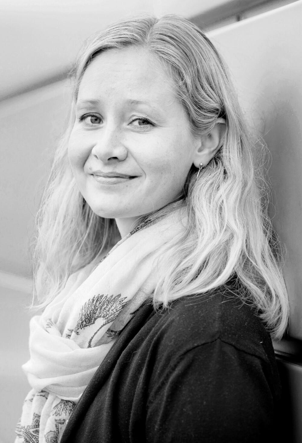 EKSPERT: Åshild Lappegard Hauge er miljøpsykolog og seniorforsker ved SINTEF Byggforsk.