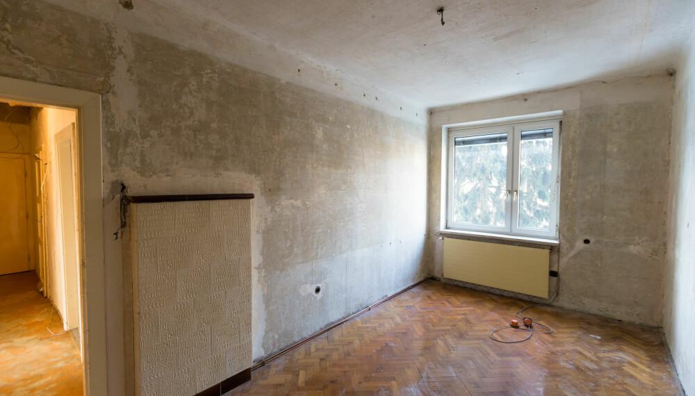 UTLEIE: Det blir enklere å leie ut deler av egen bolig.