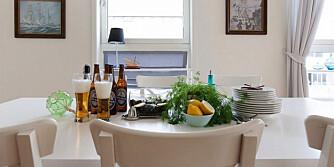 DEKK TIL FEST: Vis at hjemmet ditt er stedet for selskapligheter og de store matopplevelsene.
