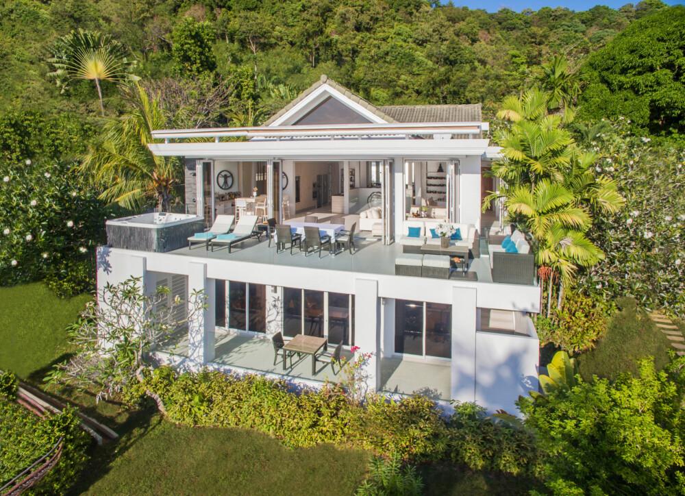 LEKKERT: Denne boligen i Thailand er en av de flotteste vi fant under vårt arbeid med denne saken. Tror du eieren kunne tenke seg å bytte bolig med deg i noen uker?