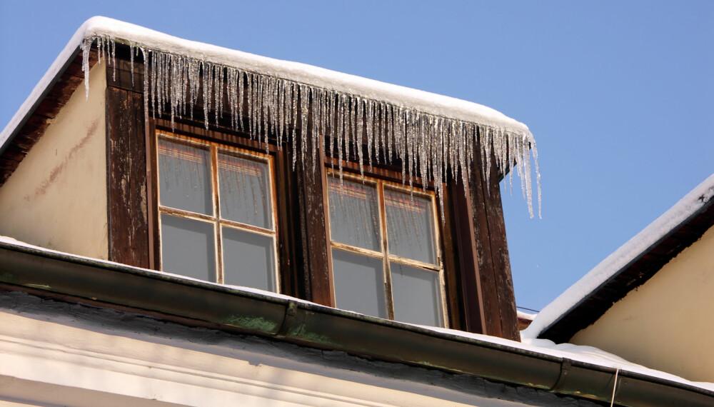 SPARE STRØM: Vi bruker mye mer strøm om vinteren enn om sommeren, og det er også da vi kan spare inn mest. Senker du gradestokken én grad reduserer du bruken av strøm til oppvarming med fem prosent.
