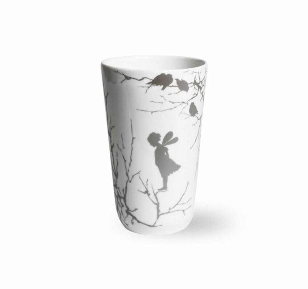 VASE: Du kan vinne en av fem Alv medium vaser, 20 cm høy, verdi kr 645