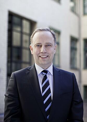 EKSPERT PÅ BOLIGSALG: Christian Vammervold Dreyer, administrerende direktør i Eiendom Norge.
