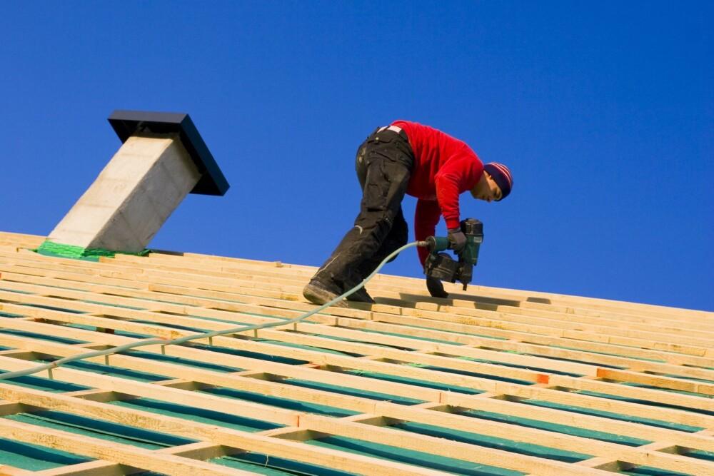 BYGGESAKER: Om naboen bygger ut hus, garasje, påbygg eller lignende, kan det fort oppstå nabokonflikter.