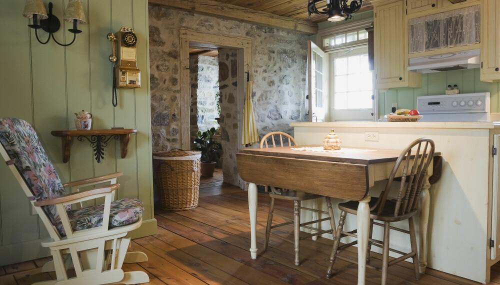 Oppdatert Interiør på hytta - Inspirasjon NZ-23
