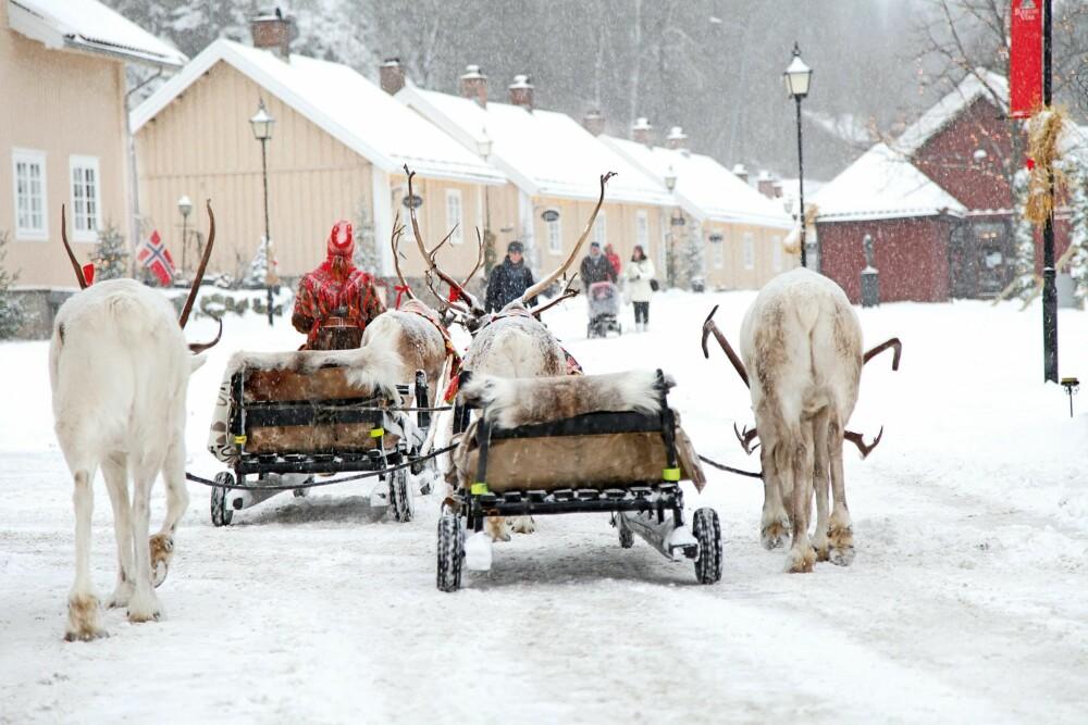 JULEMARKED I NORGE: Jul på Bærums verk har fokus på å samle delikat design, solid håndverk, god mat og nydelig kunst i vakre omgivelser.