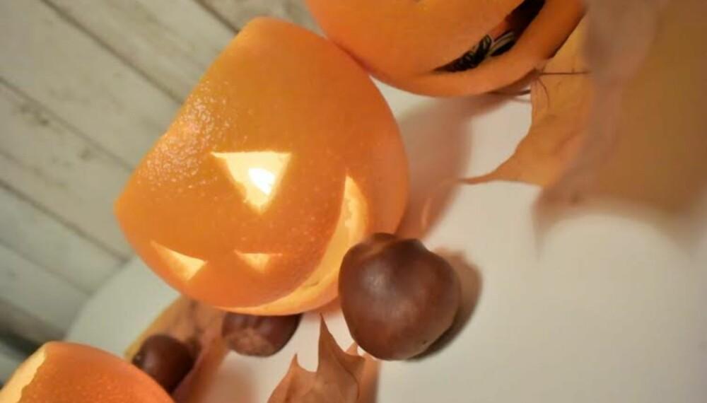 DIY: Det nærmer seg halloween, og den aller beste pynten lager du selv.