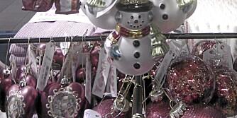 Julepynt fra Åhlens