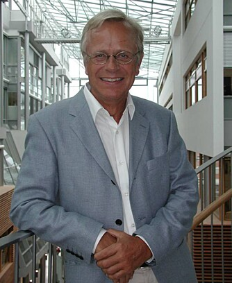 EKSPERT PÅ MARKEDSFØRING: Gorm Kunøe er førstelektor ved Institutt for Markedsføring ved Handelshøyskolen BI