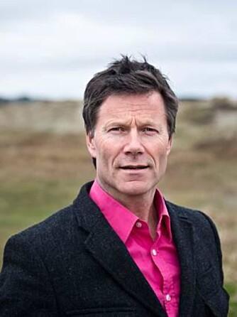 ARKITEKTURPSYKOLOG: Oddvar Skjæveland, faglig leder i Mellomrom arkitekturpsykologi.