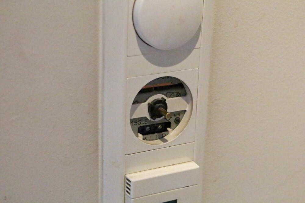 MÅ UTBEDRES: En bolig skal overleveres i henhold til blant annet tekniske krav. For eksempel må feil eller mangler ved det elektriske anlegget utbedres av selger.