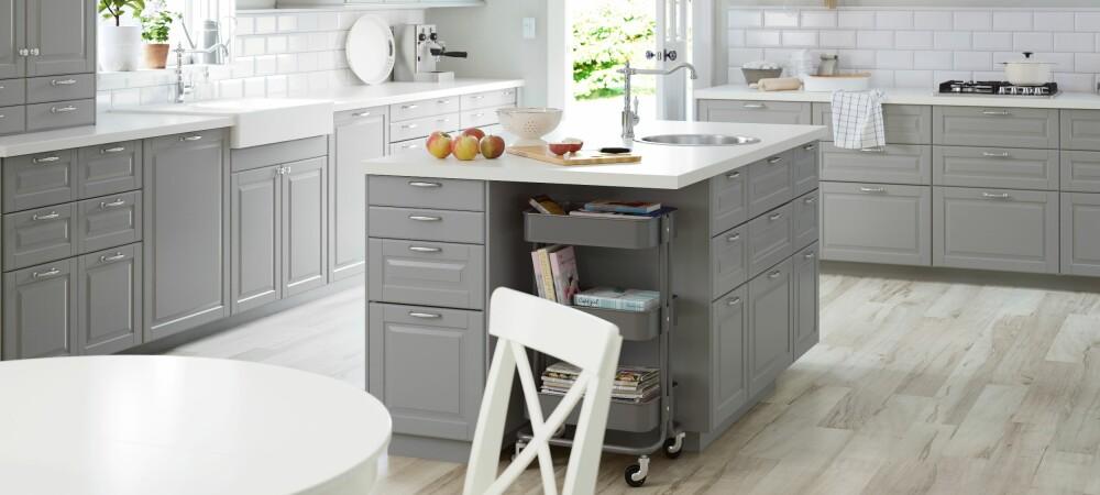 Strålende Unngå kjøkkentabbene - Kjøkken BQ-74