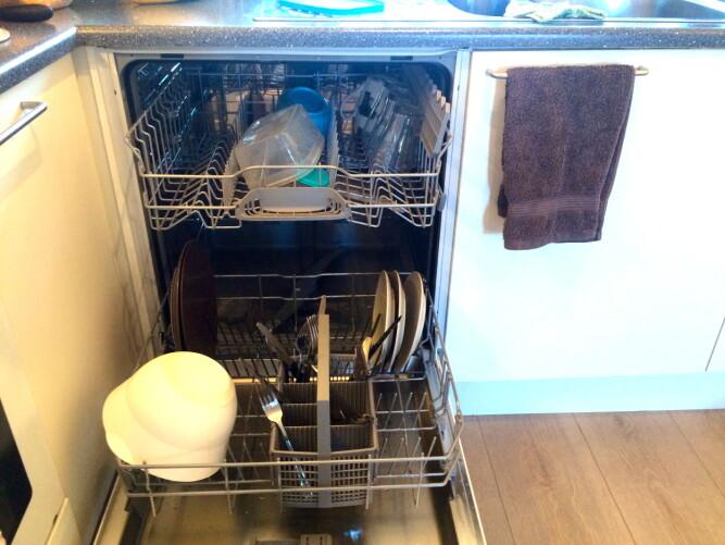 RIKTIG OPPVASKMASKIN: Lydnivå og innredning er de to viktigste faktorene som spiller inn når du skal kjøpe oppvaskmaskin.