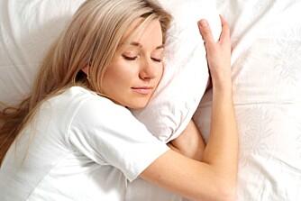 MYE SOM SKAL STEMME: For en god nattesøvn er det mange ting som spiller inn. Under får du seks faktorer.