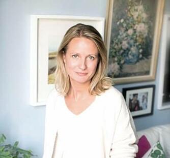 INTERIØRSTYLIST: Rikke Bye-Andersen synes vi i år bør være litt tøffere på interiørfronten. - Man skal tørre å være litt modig og ikke gå kun for hvitt og sort nå i 2015 – og jeg føler det meste er lov, sier hun.