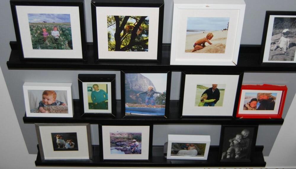 Nytt Få familiebildene til å passe inn hjemme - Inspirasjon IW-32