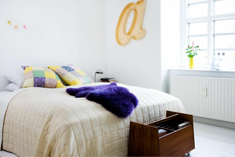 LETT STEMNING: Lyse nyanser på vegger og gulv understreker det rene og luftige og er fint hvis du vil ha en avdempet atmosfære.