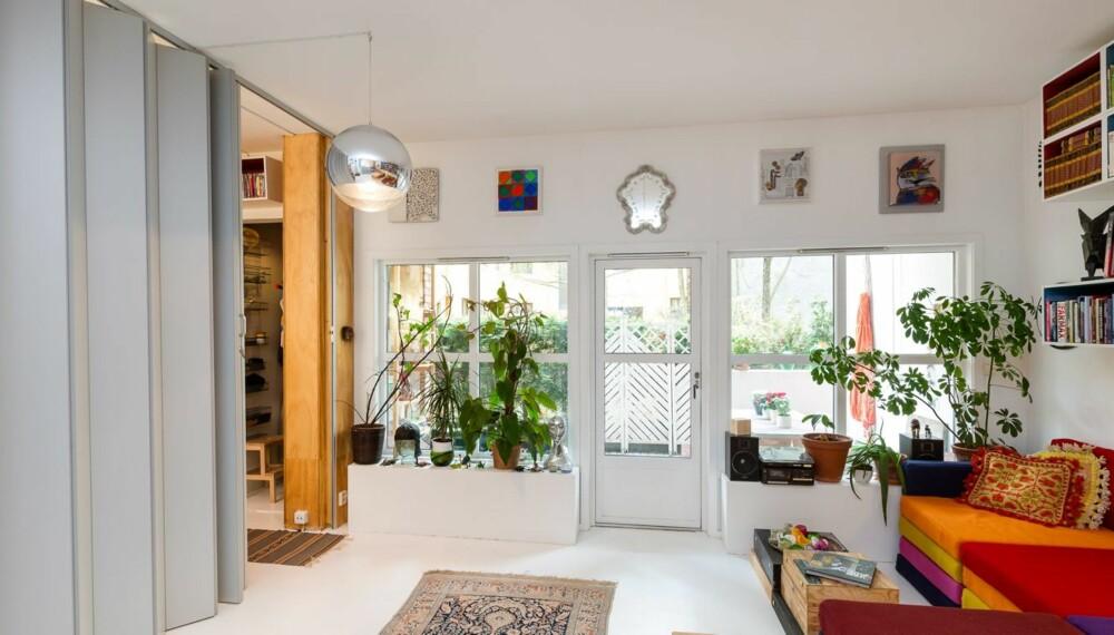 Stor Smart innredning i liten leilighet - Inspirasjon EY-09