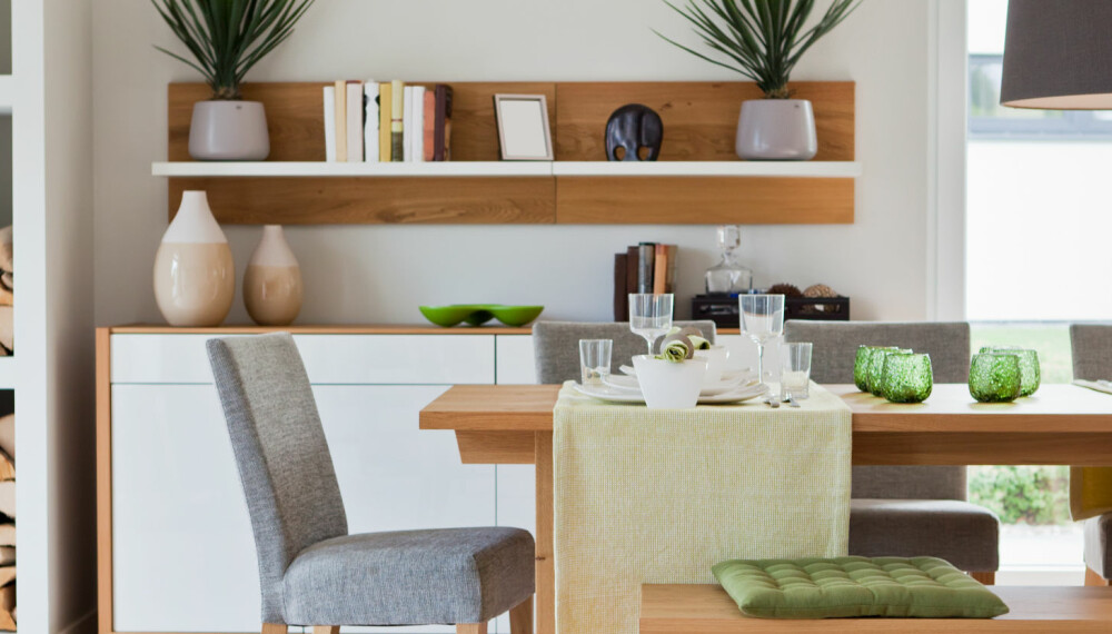 INNREDNINGSTIPS: Med interiørarkitektene sine beste tips, går innredningen av boligen som en lek!