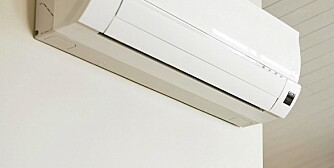 GEVINST MED FORBEHOLD: En varmepumpe kan redusere strømregningen din, men det forutsetter at du ikke fristes til å sette opp temperaturen eller prøver å varme hele boligen med den.