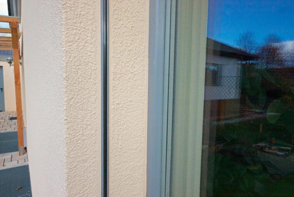 3-LAGS VINDUER: Det er et krav at alle passivhus skal ha 3-lags vinduer.