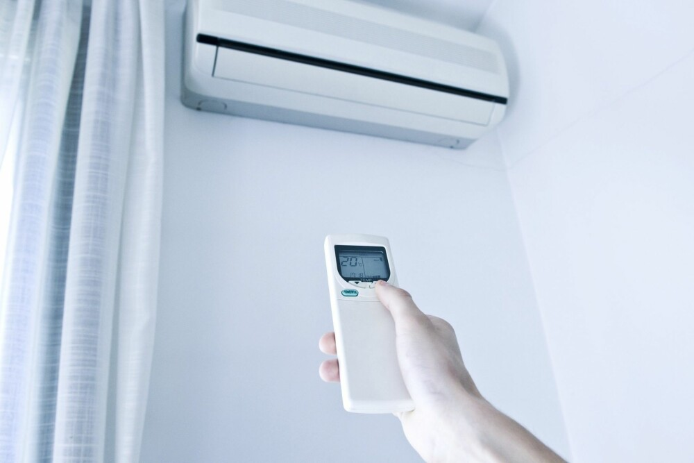GOD LUFT: Du må selv sørge for å få dokumentasjon på innreguleringsrapport av ventilasjonsanlegget.