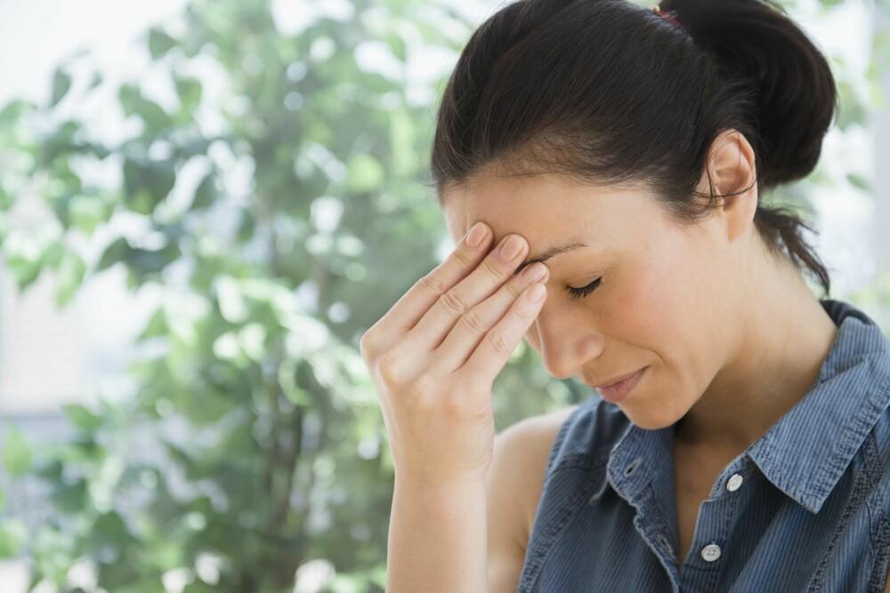 DÅRLIG LUFT: Kjemikalier i inneluften vil kunne påvirke slimhinnene og gi helseplager.