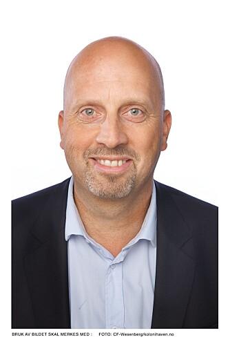 GODT KJENT: Daglig leder hos Forbruker Europa, Ragnar Wiik, har god kjennskap til Infurn gjennom sitt nettverk av forbrukerorganisasjoner i Europa.