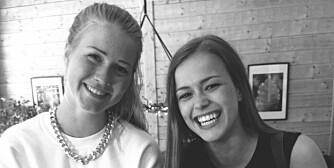 FILMSKAPERE: Ingrid Forsberg og Andrea Rådahl har møtt menneskene som ivaretar barna våre.