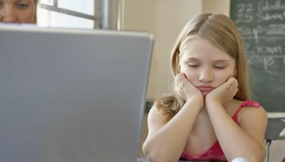 VOKSENTID: Barn trenger å se at foreldrene også har et liv der de ikke står i sentrum.
