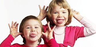 BØLLER: Barnevakten bør få ekstra betalt om barna dine er spesielt krevende.