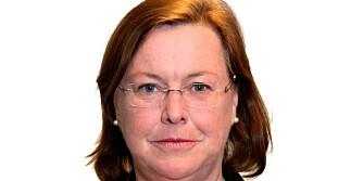 DAGLIG LEDER: Elisabeth Realfsen er redaktør og daglig leder i Finansportalen.