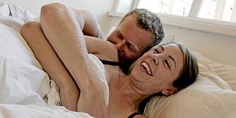 SEX ER VIKTIG: Sex blir nedprioritert når man får barn, men ikke la sexlivet lide i for lang tid, råder samlivsterapeut.