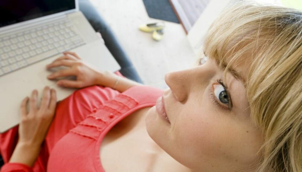 FINANSKRISE: Mange mister jobben, men gravide skal i prinsippet være mer utsatt.